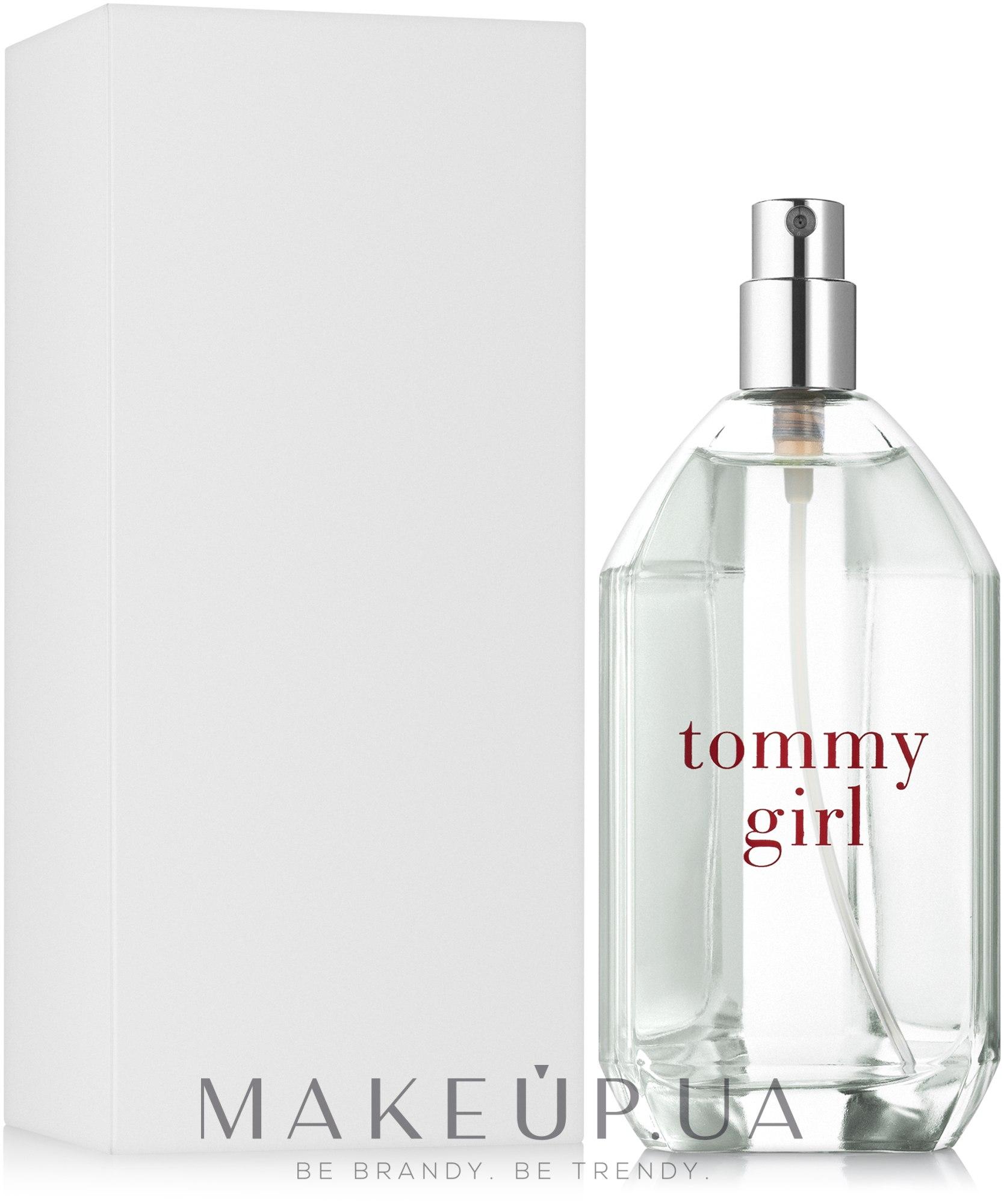 Tommy Hilfiger Tommy Girl - Туалетная вода (тестер без крышечки) — фото 100ml