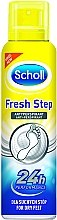 Духи, Парфюмерия, косметика Дезодорант-антиперспирант для сухих ног - Scholl Fresh Step Antiperspirant