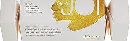 Духи, Парфюмерия, косметика Набор для поврежденных волос - Joico K-Pak Travel Set (sh/50ml + con/50ml + msk/50ml)
