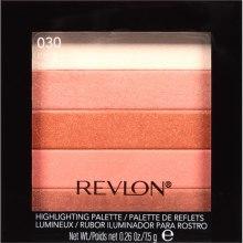 Румяна - Revlon Highlighting Palette — фото N1