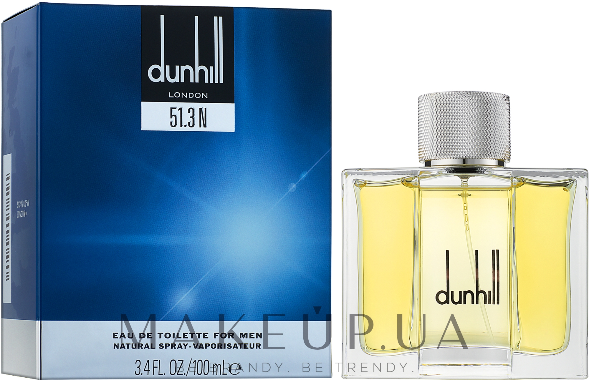 Alfred Dunhill 51.3 N - Туалетна вода — фото 100ml