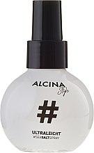 Парфумерія, косметика Спрей для волосся з морською сіллю - Alcina #ALCINASTYLE Sea Salt Spray