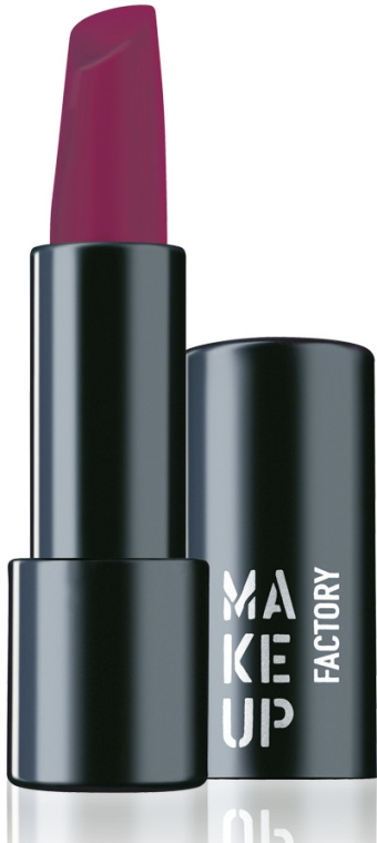 Помада для губ - Make Up Factory Magnetic Lips Semi-Mat & Long-Lasting