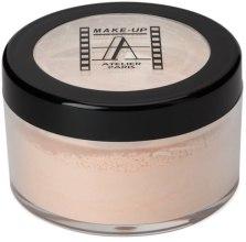 Духи, Парфюмерия, косметика Пудра минеральная рассыпчатая, 25г - Make-Up Atelier Paris Loose Powder