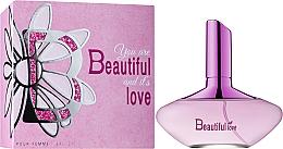 Univers Parfum Beautiful Love - Туалетна вода — фото N2