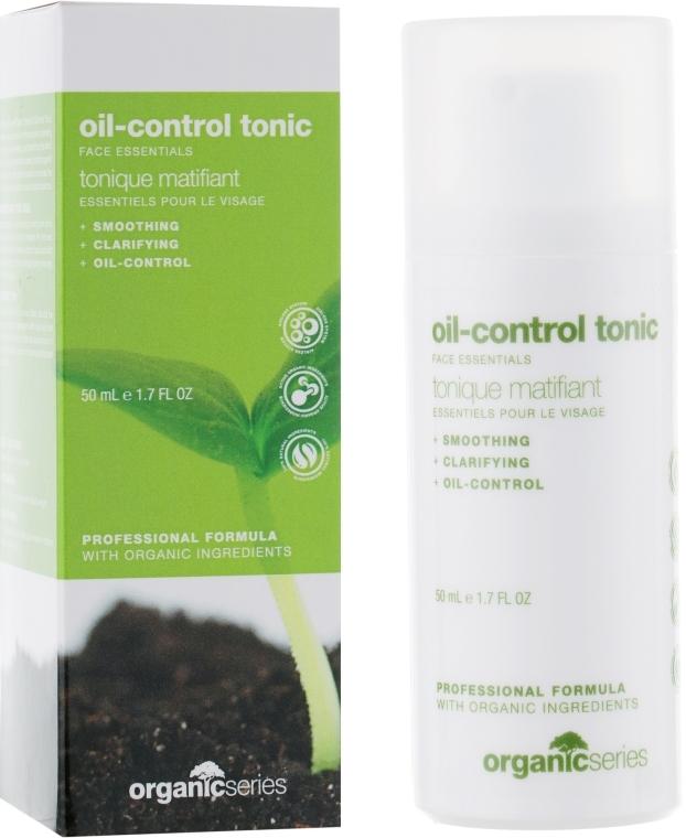Тоник для жирной кожи - Organic Series Oil-Control Tonic