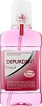 Ополіскувач для порожнини рота - Wild-Pharma Depurdent — фото N1