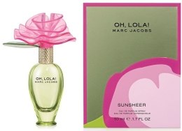 Духи, Парфюмерия, косметика Marc Jacobs Oh Lola! Sunsheer - Парфюмированная вода
