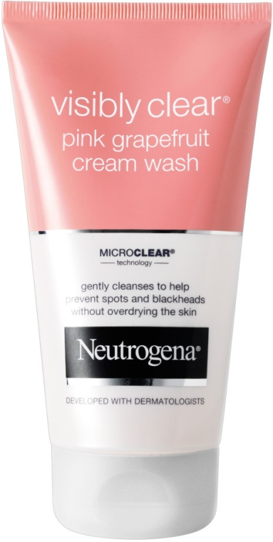 Крем для умывания - Neutrogena Visibly Clear