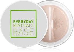 Парфумерія, косметика Основа під макіяж - Everyday Minerals Semi-Matte Base