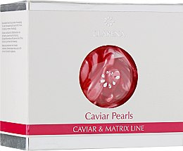 Духи, Парфюмерия, косметика Жемчужины с экстрактом икры и шелка, омолаживающие - Clarena Caviar Silk Pearls