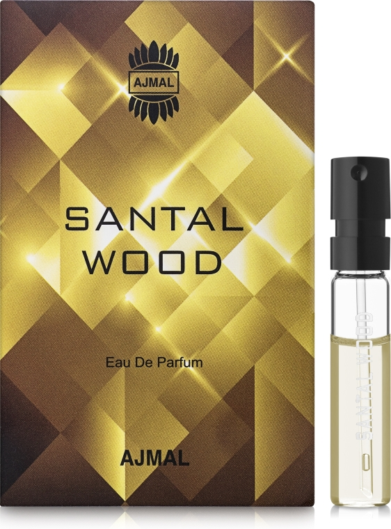 Ajmal Santal Wood - Парфюмированная вода (пробник)