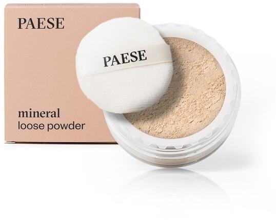 Минеральная матирующая пудра - Paese Mineral Powder