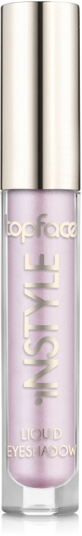 Тени жидкие для век - Topface Metallic Instyle Eyeshadow