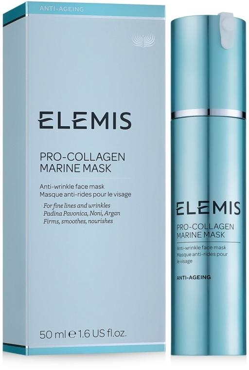 "Лифтинг-маска ""Морские водоросли"" - Elemis Pro-Collagen Marine Mask"