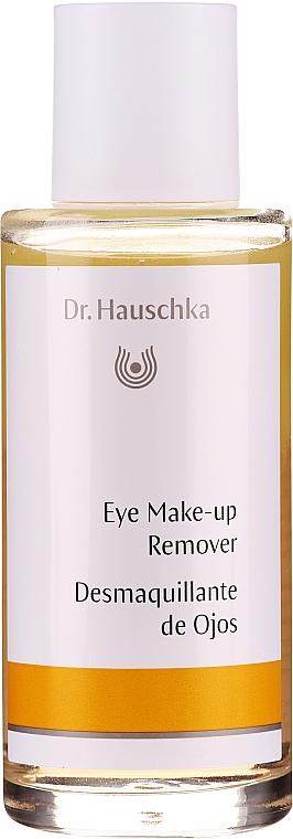 Двухфазная жидкость для снятия макияжа - Dr. Hauschka Eye Make-Up Remover