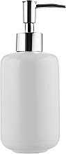 Духи, Парфюмерия, косметика Дозатор для мыла керамический, белый 400 мл - Kela Isabella
