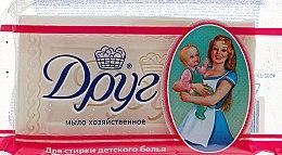 Духи, Парфюмерия, косметика Хозяйственное мыло для стирки детского белья - Друг