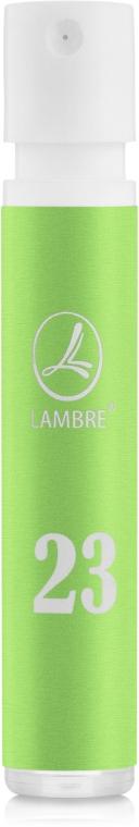 Lambre 23 - Духи (пробник)