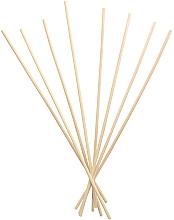 Духи, Парфюмерия, косметика Набор 8 палочек для диффузора, ротанг (3 мм х 21 см) - Panier Des Sens Rattan Sticks