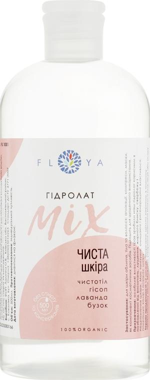 """Гидролат-микс """"Чистая кожа"""" - Floya — фото N4"""