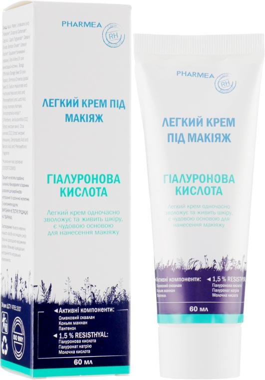 Легкий крем под макияж - Pharmea Resisthyal