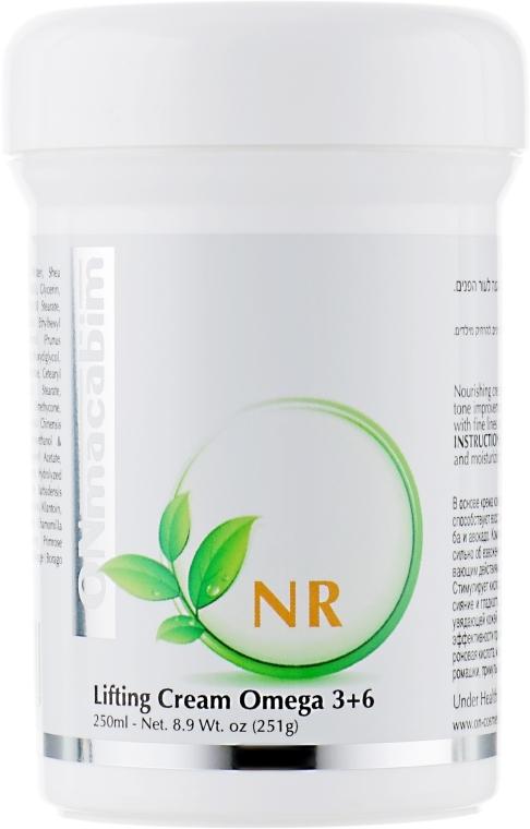 Интенсивный крем с лифтинг-эффектом Омега - Onmacabim NR Lifting Cream Omega