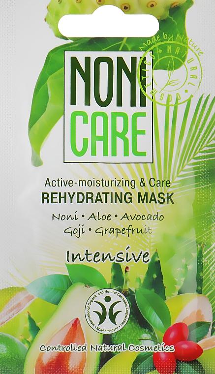 Увлажняющая маска - Nonicare Intensive Rehydrating Mask