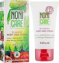 Духи, Парфюмерия, косметика Ночной крем от морщин - Nonicare Deluxe Night Face Cream