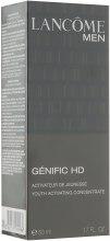Духи, Парфюмерия, косметика Активатор молодости для мужской кожи лица - Lancome Men Genifique HD