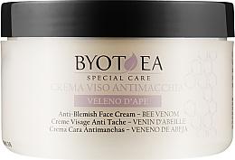 Духи, Парфюмерия, косметика Крем от пигментных пятен с пчелиным ядом для лица - Byothea Bee Venom Anti-Blemish Face Cream