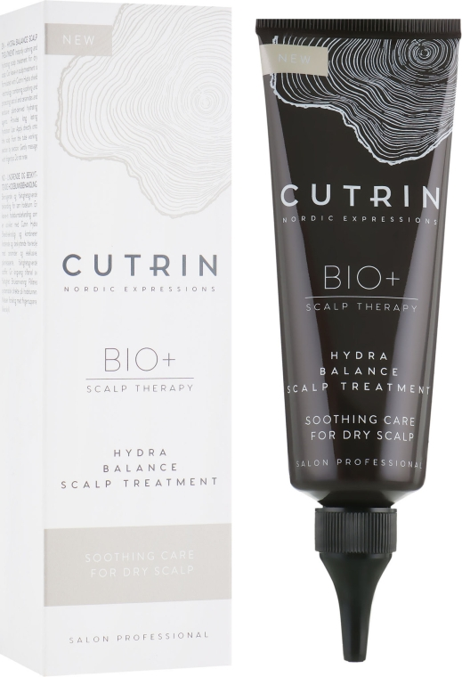 Увлажняющий гель-крем - Cutrin Bio+ Hydra Balance Scalp Treatment