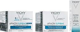 Набор - Vichy Liftactiv (day/cr/50ml + night/cr/50ml + gel/10ml) — фото N2