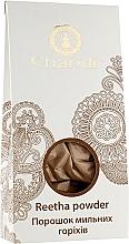Духи, Парфюмерия, косметика Порошок мыльных орехов для мытья волос и тела - Chandi
