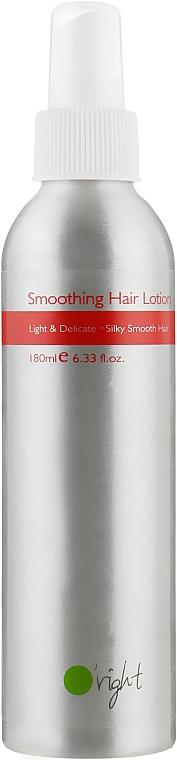 Разглаживающий лосьон для волос - O'right Smoothing Hair Lotion