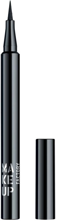 Жидкая подводка для глаз - Make Up Factory Full Precision Liquid Liner