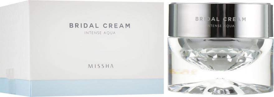 Увлажняющий крем для лица - Missha Time Revolution Bridal Cream Intense Aqua