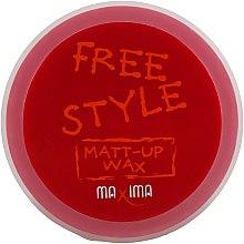 Духи, Парфюмерия, косметика Моделирующий воск с матовым эффектом - Maxima Free Style Modeling Wax Matt