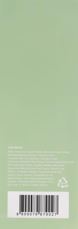 Шампунь от перхоти - PL Cosmetic Hasuo Scalp Shampoo  — фото N3