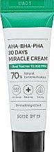 Духи, Парфюмерия, косметика Крем для лица - Some By Mi AHA/BHA/PHA 30 Days Miracle Cream (мини)