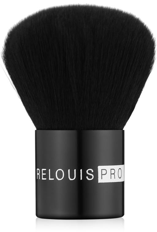 Кисть для макияжа №12 - Relouis Pro Kabuki Brush