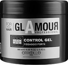 Духи, Парфюмерия, косметика Экстра фиксирующий гель для волос с эффектом ботокса - Erreelle Italia Glamour Professional Gel Control Effetto Botox