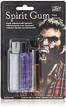 Духи, Парфюмерия, косметика Набор - Mehron Makeup Spirit Gum And Spirit Gum Remover Combo Set (glue/4ml + remover/30ml)