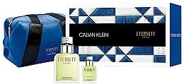 Духи, Парфюмерия, косметика Calvin Klein Eternity For Men - Набор (etd/100ml + etd/15ml + bag)