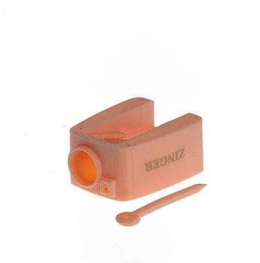 Точилка для карандашей, SH-11, персиковая - Zinger