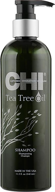 Шампунь с маслом чайного дерева - CHI Tea Tree Oil Shampoo