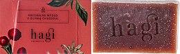 Духи, Парфюмерия, косметика Натуральное мыло с марокканской глиной и шелком - Hagi Soap