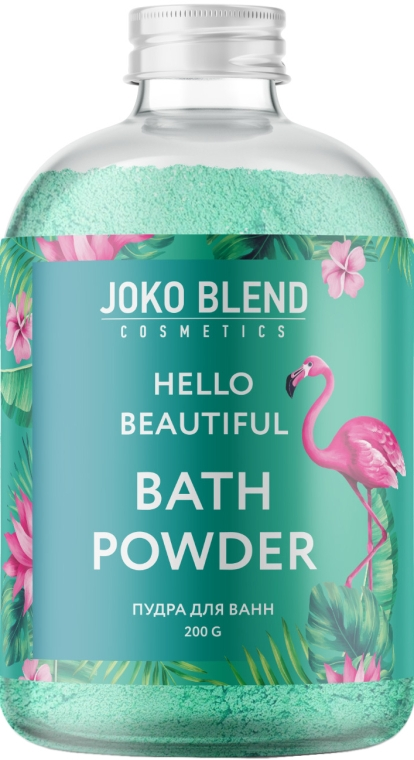 Бурлящая пудра для ванны - Joko Blend Hello Beautiful