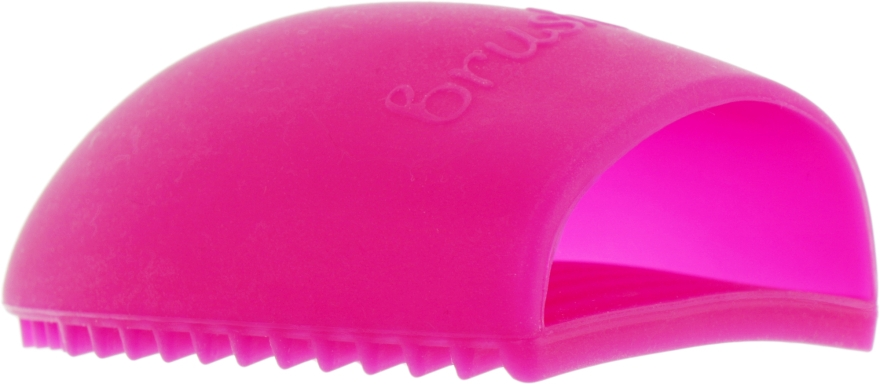 Яйцо-очиститель для кистей, розовое - Miss Claire BrushEgg