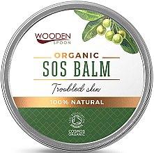 Духи, Парфюмерия, косметика Бальзам для тела - Wooden Spoon SOS Balm Trouble Skin